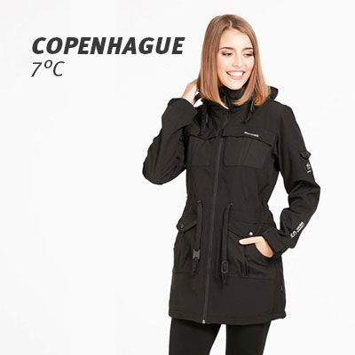 Chaqueta copenhague