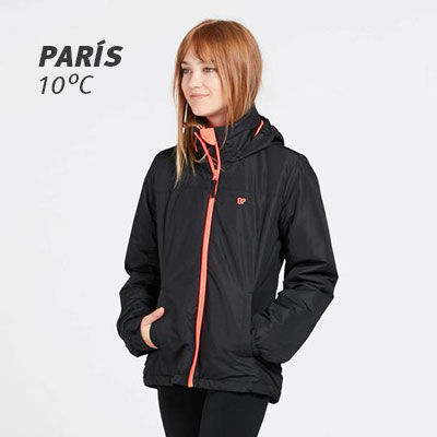 Chaqueta paris
