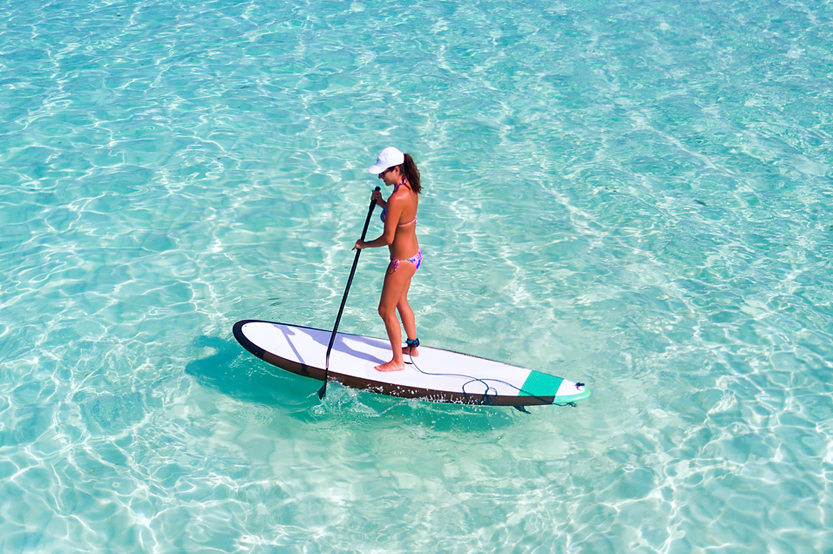 mejores playas paddle surf