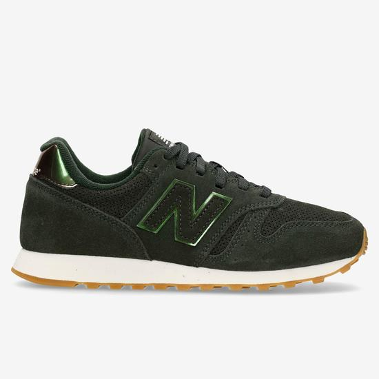 Zapatillas new balance verdes mujer